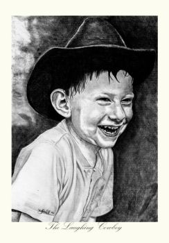 Laughing Cowboy by Dabull04