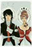 King and Queen Together by savivi