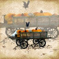 Wagons full-0-Pumpkins by Just-A-Little-Knotty
