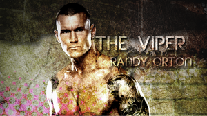 The Viper Randy Orton by BiggertMedia
