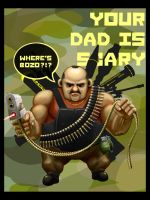 Your Dad Is Scary by Canada-Guy-Eh