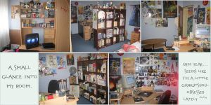 Another glance into my room by lucrecia