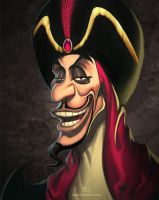 Disney Villains Jafar by NicChapuis