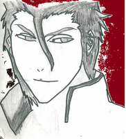 Aizen by annaxichigo