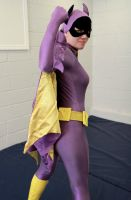 EVANGELINE VON WINTER AS BATGIRL!  Pic # 1 by sleeperkid