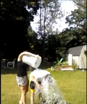 Ice Bucket Pic by LeafMan813