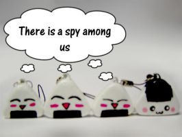 There is a spy among us by BBShadowCat