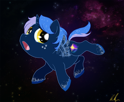 Commission:Prince Nightshade by C-Puff