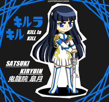 :KILLlaKILL: The One with an Iron Fist by SuperMarioFan888