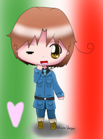 ITALIA! by HappyMintTea