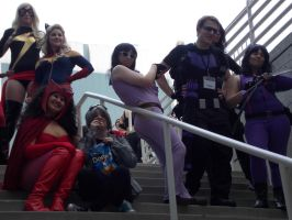 AX2014 - Marvel/DC Gathering: 108 by ARp-Photography