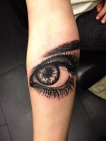Eye by CarolineSalinas