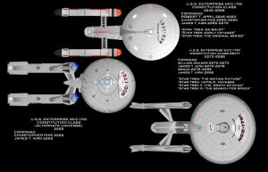 Constitution Class by CaptainBarringer