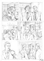 NorthByNorthwest comic page  2 by AndreaSchepisi