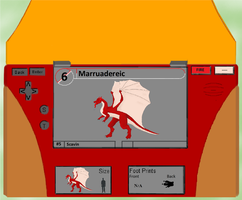 FP Dex 006: Marruadereic by Kdogfour