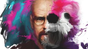 Breaking Bad - Face Off by Iris117
