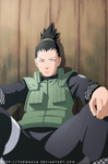 Shikamaru by themnaxs