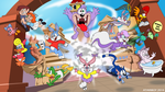 Tiny Toon Adventures - Its Time Phase 2 Color. by Atariboy2600
