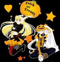 Halloween in 2009 by uraasa