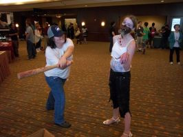 AFest '10: Ellis and Spitter 1 by TEi-Has-Pants