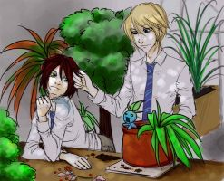 Herbology by Emily-Fay