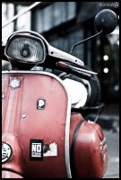 Vespa by Massat