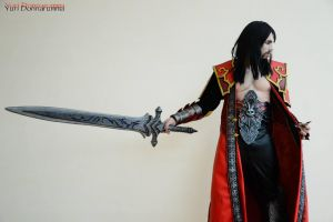 Castlevania Lord of Shadow 2 Gabriel Belmont by Art3mis-Entr3ri