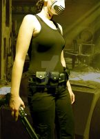 Ms. Smith the Assassin Photo 2 by manson26