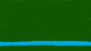 Grass Painting by jakeroot