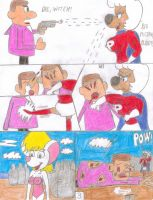 TRANS COMICS: Super Sweet Polly Returns 3 by SHREKRULEZ