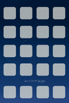 Archmage Official iOS Background - White Boxes by archmagemusic