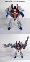 Starscream Forever by Unicron9