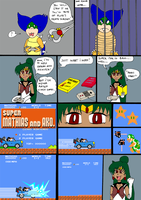 Sailor Pluto is a gamer by ZeFrenchM