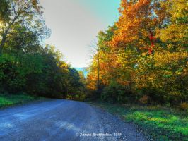 Down The Gravel Road by jim88bro