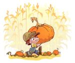 Big Pumpkin by clelanjh