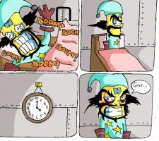 a part of a comic by cybercortex