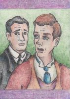 Jeeves and Wooster atc by AbruptlyNatural