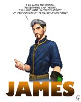 James - Fallout 3 by CamBoy