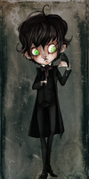 Oliver Poe by H-e-n-r-i
