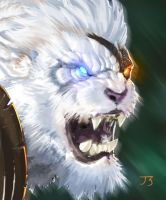 Rengar sketcheroo by jpm1023
