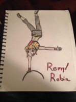 Remy by AbbyCatWolff
