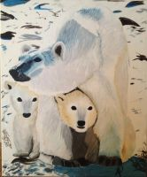 Polar Bears by facesofplaces