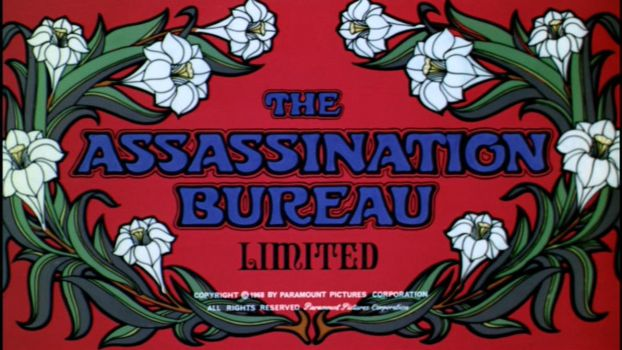 The Assassination Bureau (limited) title card by Doctorwholovesthe80s