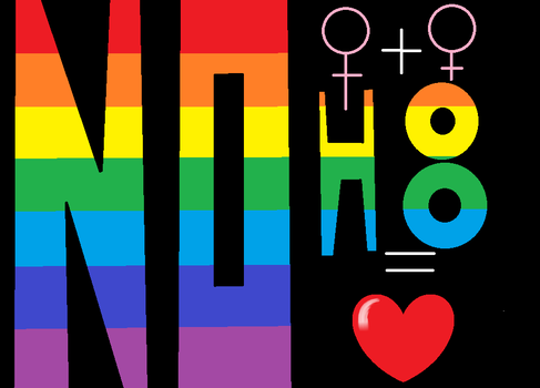 No h8 by AwesomeSmores