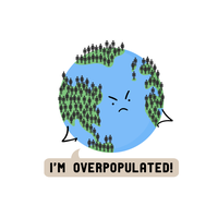 I'm overpopulated by kapailuj