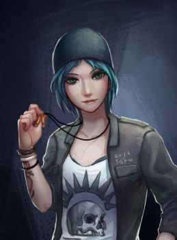 Chloe Price by sgfw