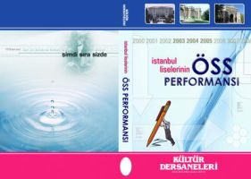 OSS Performance Book Cover by siracel