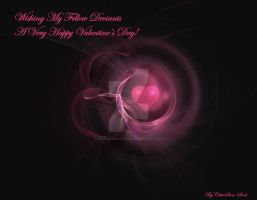 Happy Valentine's Day by CelticStrm-Stock by CelticStrm-Stock