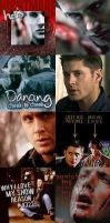 Dean Winchester collage 4 by dfueg27
