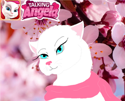 talking Angela (spring) by hardgirl92